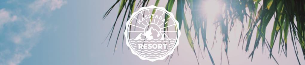 ハッシャダイリゾートのロゴ