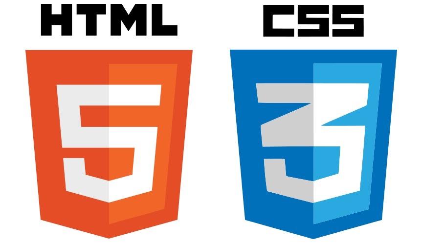 HTMLとCSSロゴ