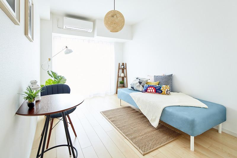大阪のソーシャルアパートメントターミナルズ茨木の個室